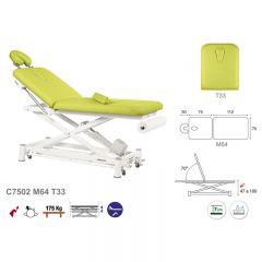 2-Delad Elektrisk Behandlingsbänk - Cieta